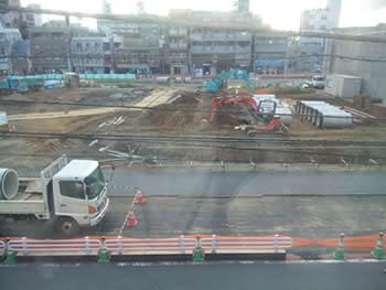 窓からの眺め・国分寺北口